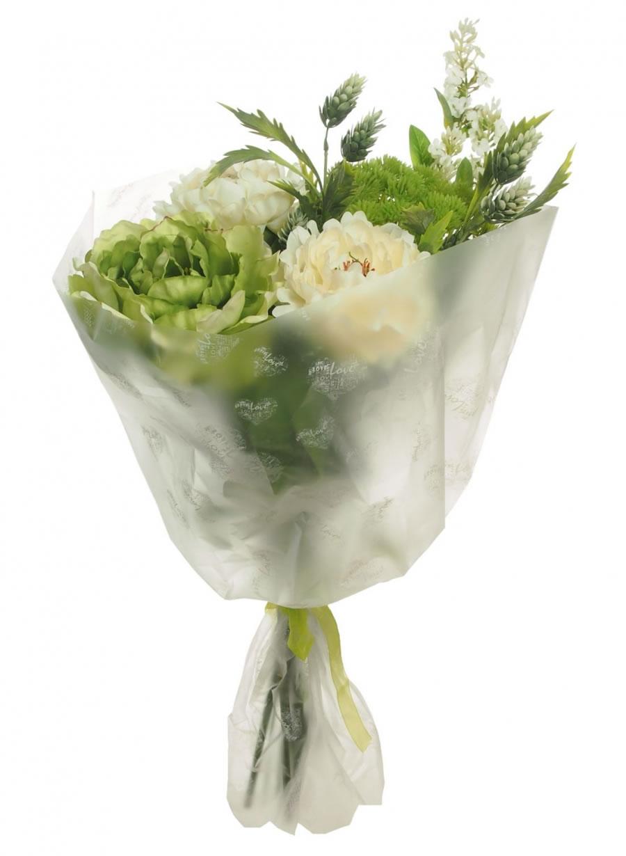 Peony Open Top Bouquet