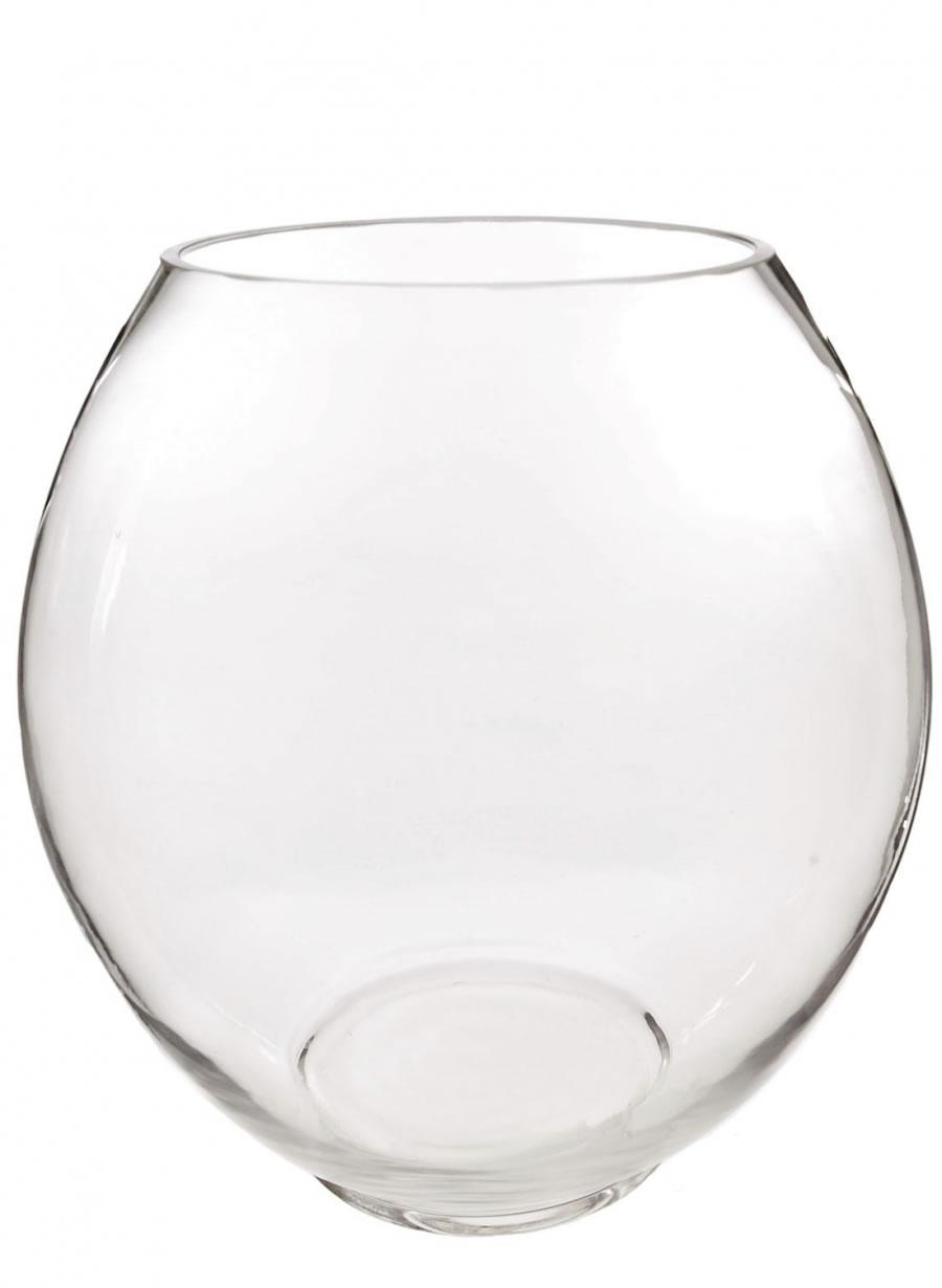 Glass bowls glassware vases lotus imports ltd for Large glass fish bowl