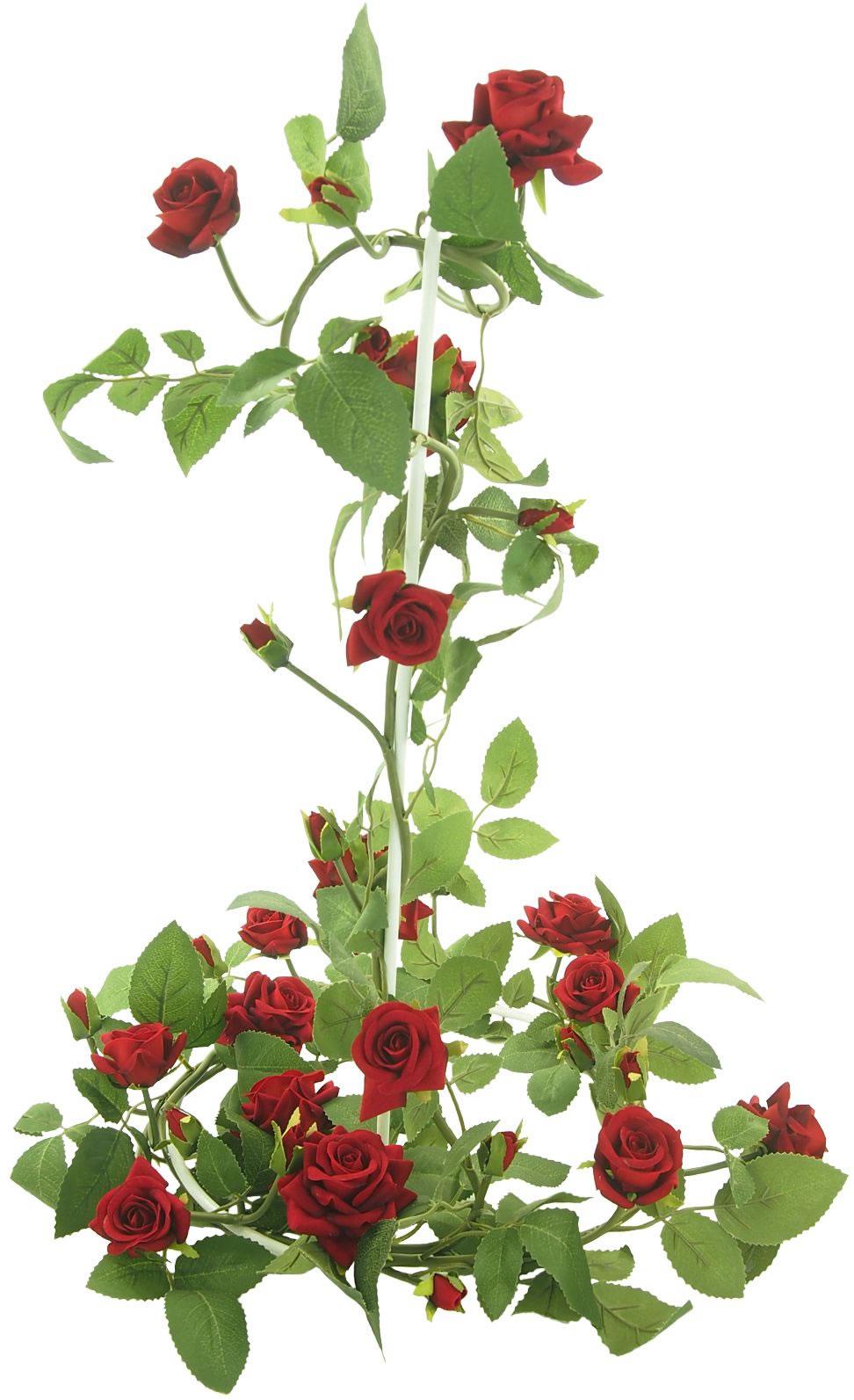 Supreme Open Rose Garland