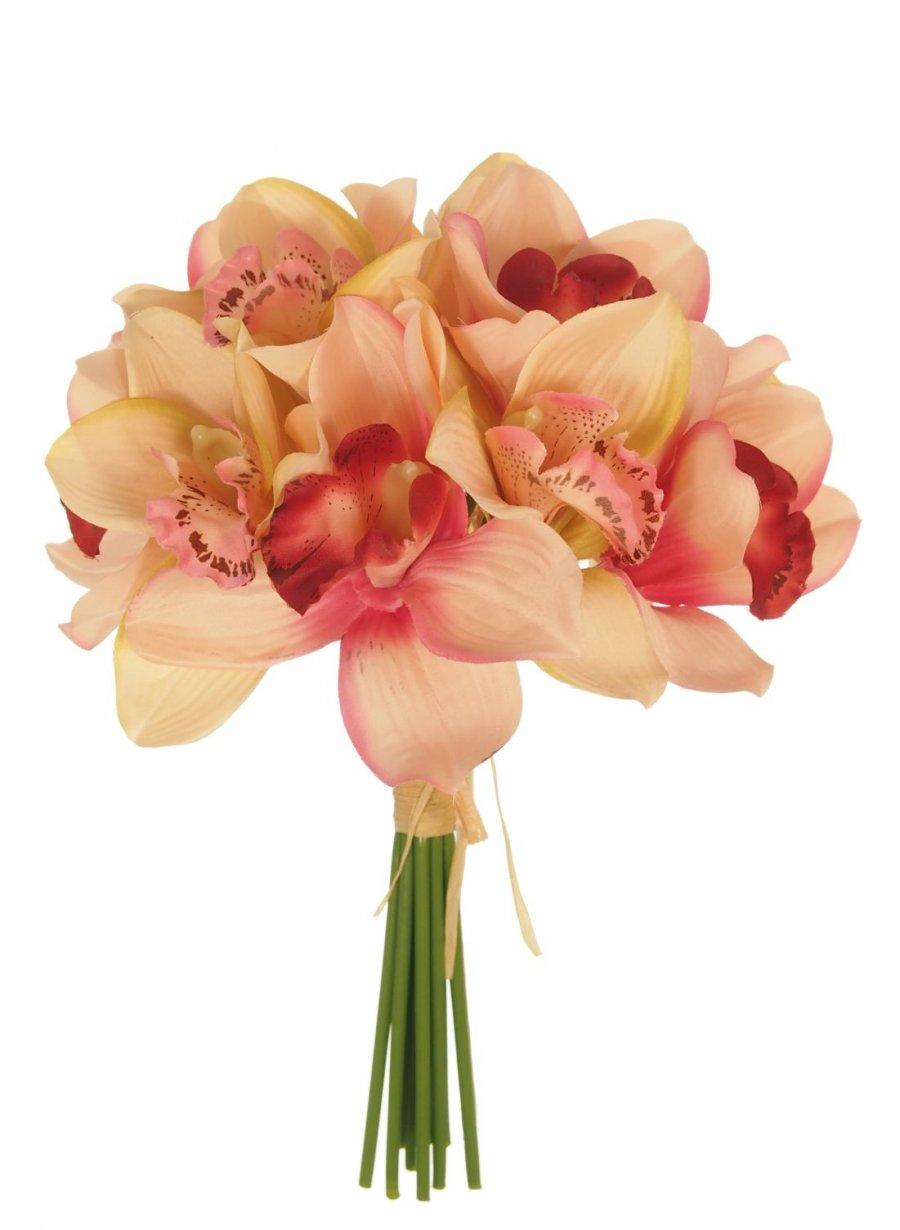 Cymbidium Orchid Hand Tie