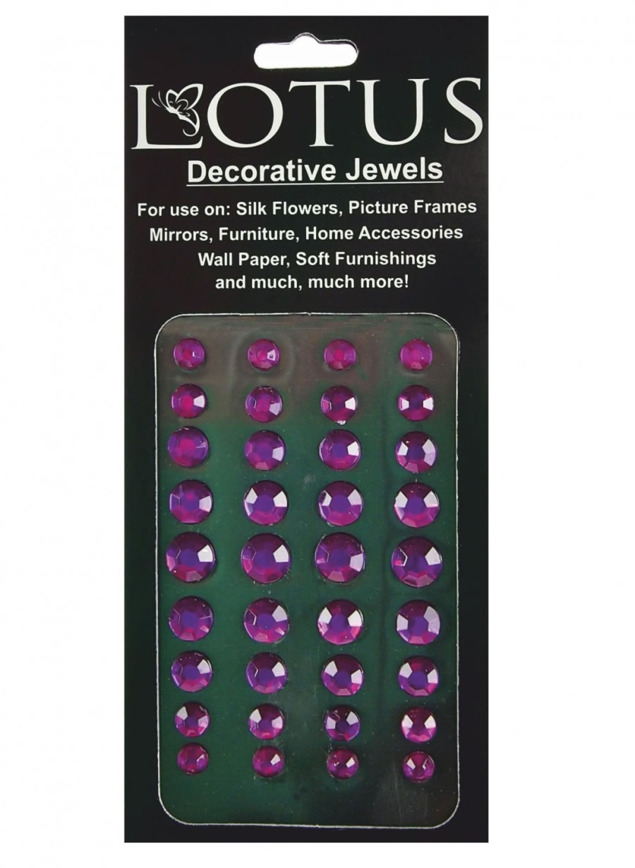 Jewels Assorted Circles - REDUCED!