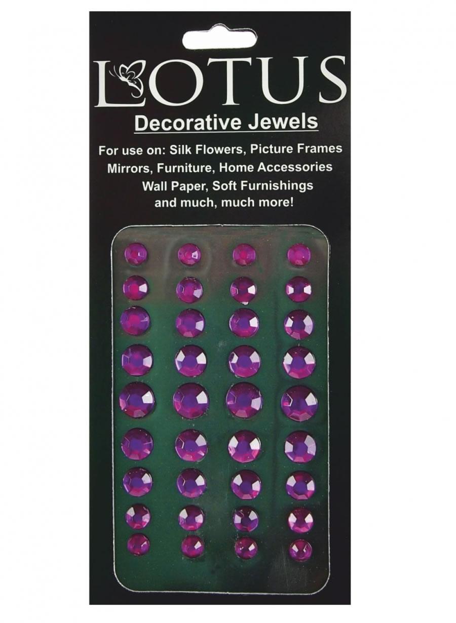 Jewels Assorted Circles